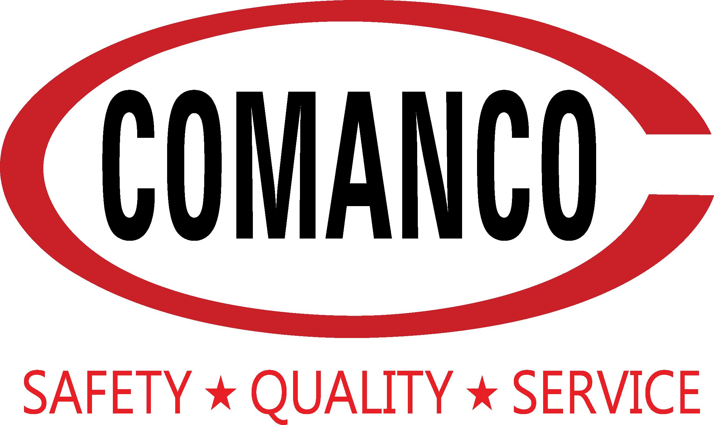 COMANCO B&R Logo SQS