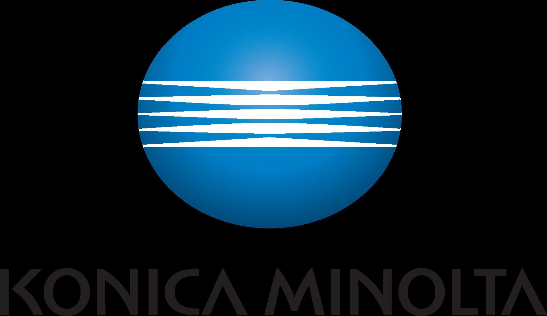 Konica Minolta LogoBLKType