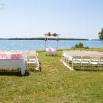 image: wedding setup