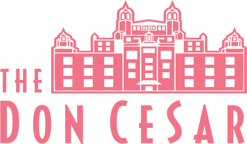 don cesar logo bldg pink