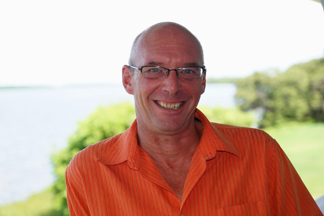 image of staff member jon ziegler