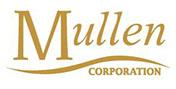 mullen logo - gold