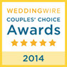 wedding wire 2014 badge