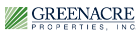 logo: greenacre properties