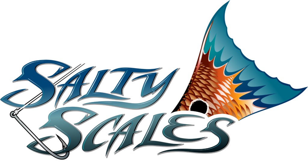 image: salty scales logo