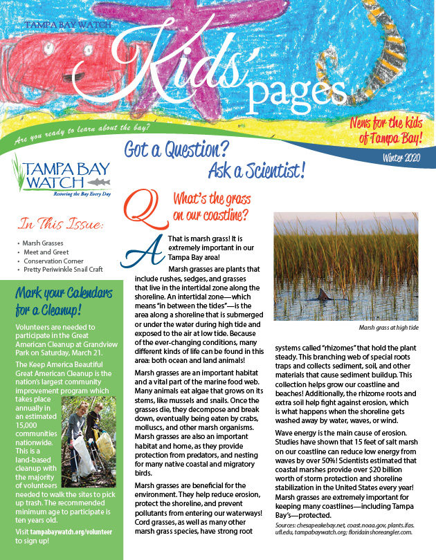 image: kids' pages cover